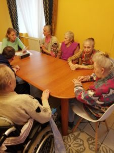дом престарелых Лира
