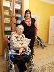 причины кашля в доме престарелых